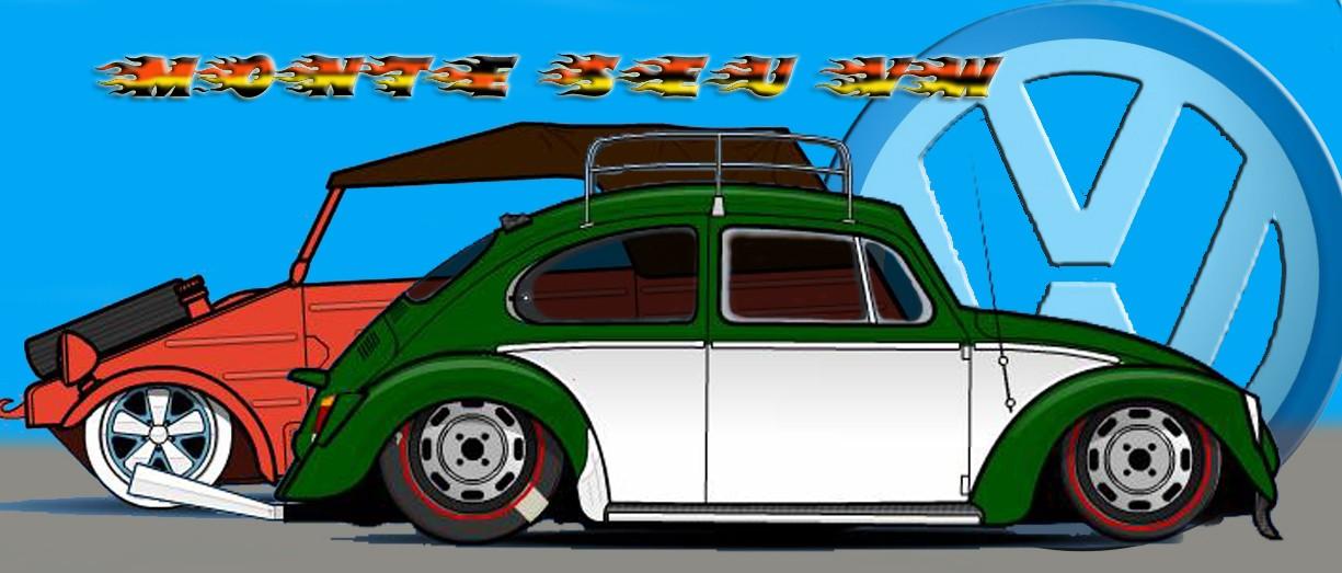 Monte seu VW
